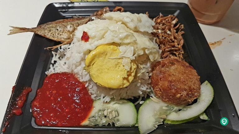 Boleh Boleh Nasi Lemak at Jurong West, Singapore